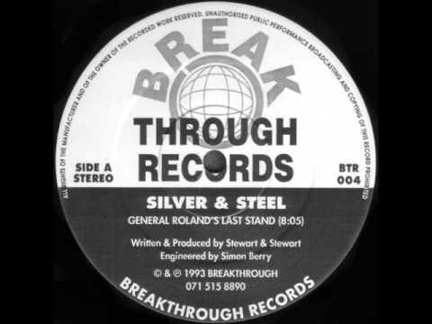 silver & steel   general roland's last stand  1993  techno trance progressive