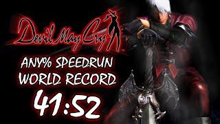 Devil May Cry Any% Speedrun - 41:52 [World Record]