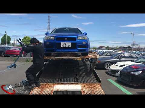 NEW ARRIVAL PORSHE 911, NISSAN SKYLINE GTR R34 V-Spec