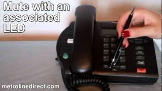 Nortel M3902 Telephone