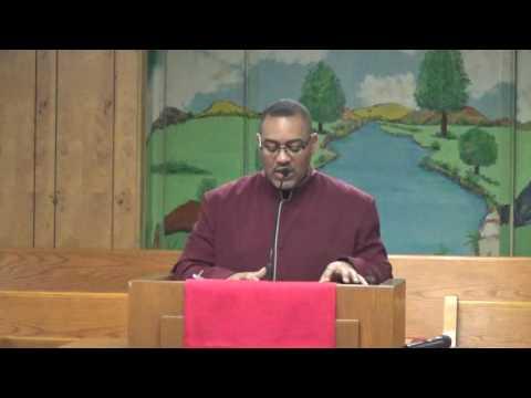 """It's Rough Out Here""-Pastor R.E. Jones"