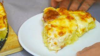 Пирог с Картошкой Это ТО что Вы искали