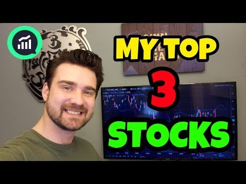My TOP 3 PENNY STOCKS to WATCH this WEEK | JANUARY 2019 | STOCK WATCH SUNDAY