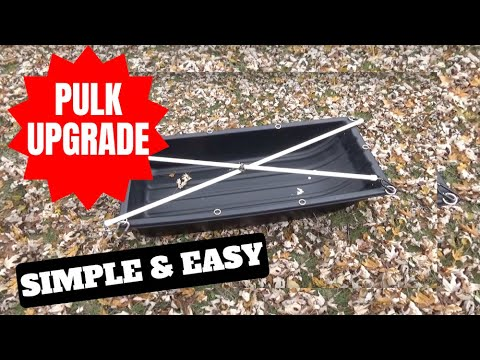 Jet Sled Upgrade & Simple Pulk