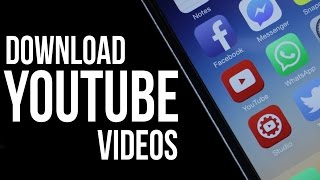 How To Download YouTube Videos To iPhone NO Jailbreak NO Computer iOS 9 / 10 - 10.2.1