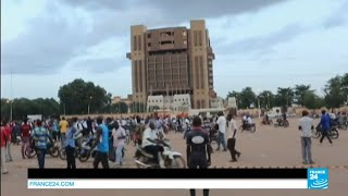 Burkina Faso: overview of military coup by ousted president Compaoré's ally