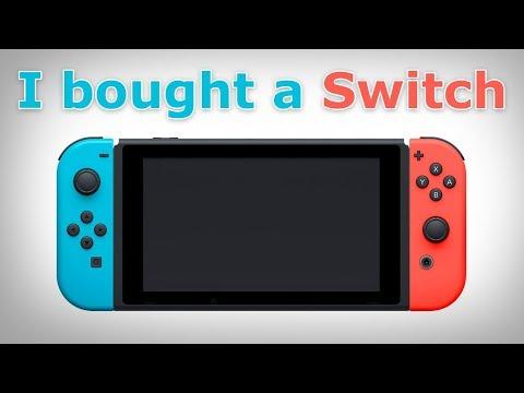 I finally bought a Nintendo Switch