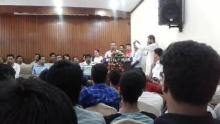 Gagan Thapa Speech About Kundan Raj Kafle