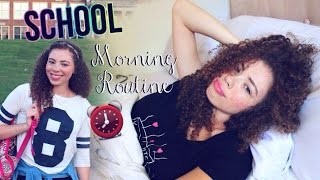 Morning Routine for School!