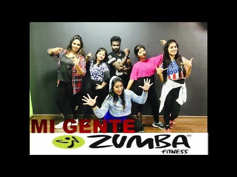 Mi Gente | Zumba Fitness | Dance Fitness