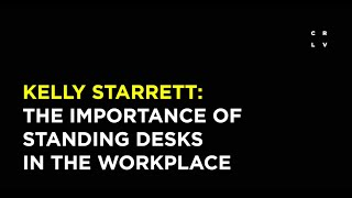 Kelly Starrett on the Importance of Standing Desks in the Workplace