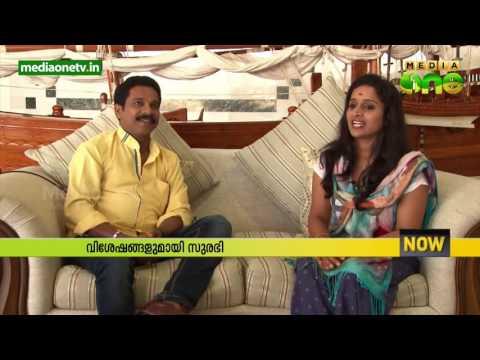 Interview with National Film Award winner Surabhi