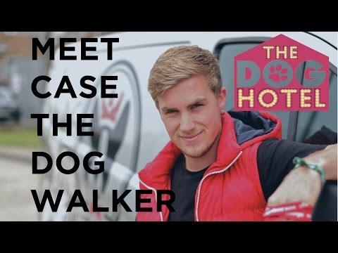 Meet Case, the dog walker