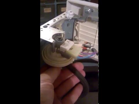 Ремонт стиральная машина эл джи своими руками