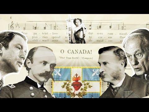 The Bizarre History Of O Canada
