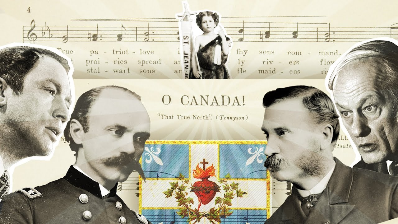 Canada's Two National Anthems — CANADIANA