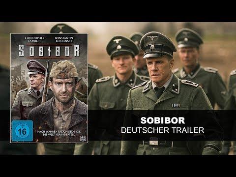 Sobibor (Deutscher Trailer)   Christopher Lambert  HD   KSM