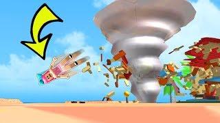 Roblox: SURVIVE THE TORNADO!!! - EPIC DISASTER SURVIVAL!