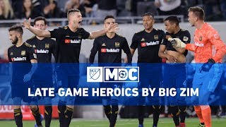 348ec0c406a Stoppage Time Heroics for LAFC again