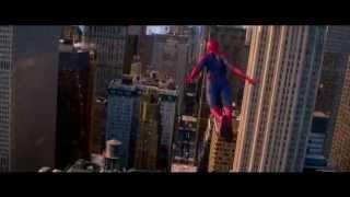 «Новый Человек-паук: Высокое напряжение» (2014) смотреть онлайн продолжение Человека-Паука.