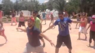 Alex Fomin dance aerobics