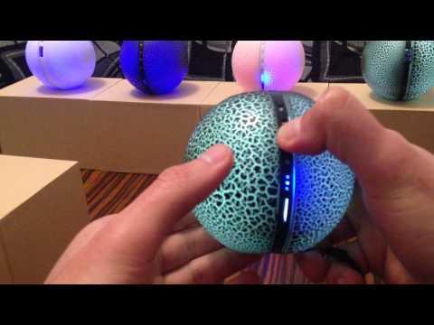 Видео обзор мукыкальной колонки Power Bank + Bluetooth Speaker