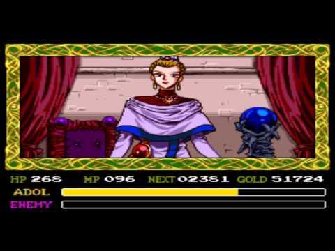 PC Engine CD Ys IV: The Dawn of Ys English Dub ϟ Part 6