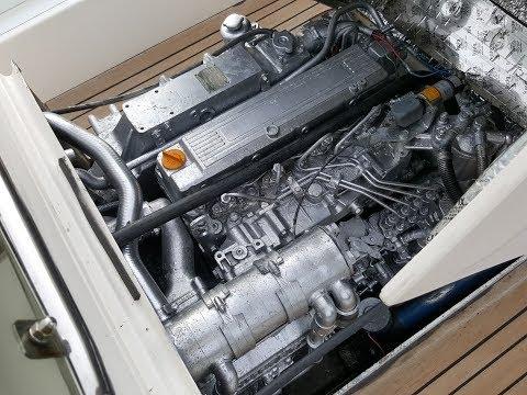 Yanmar 240 HP Turbo Diesel Engine 4LHA-STP  240hp Boat Motor For Sale