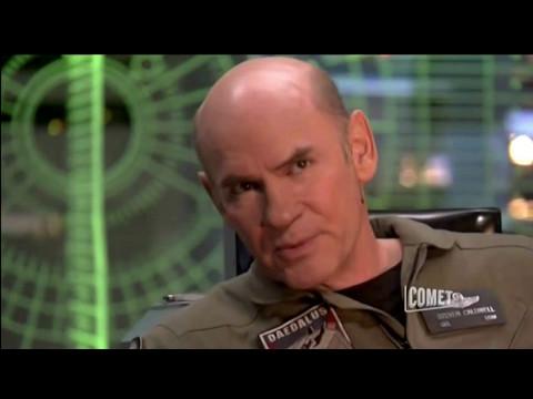Stargate Atlantis - Daedalus Vs. 12 Hive Ships + Escorts (2-1)