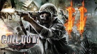 Прохождение Call of Duty 5: World at War миссия 11 (Черные Кошки)