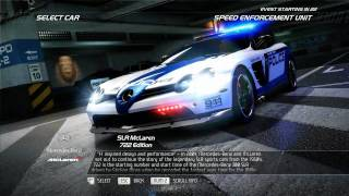 """Need for Speed: Hot Pursuit - Online Exotic Pursuit: """"Close Call"""""""