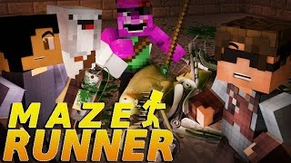 "Minecraft MAZE RUNNER! - ""SHE"