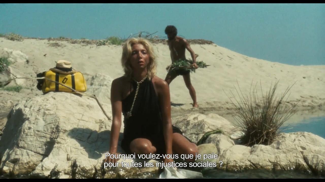 Vers un destin insolite sur les flots bleus de l'été de Lina Wertmüller : bande-annonce 2017