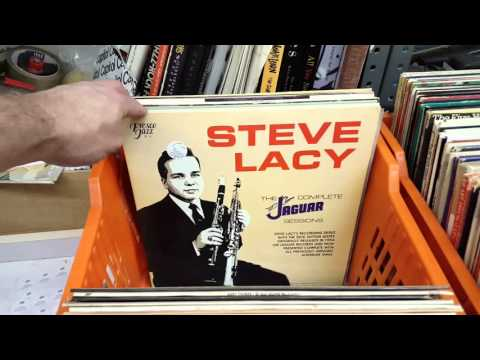 Free Jazz Pt. 1 at Princeton Record Exchange , Nov. 2015
