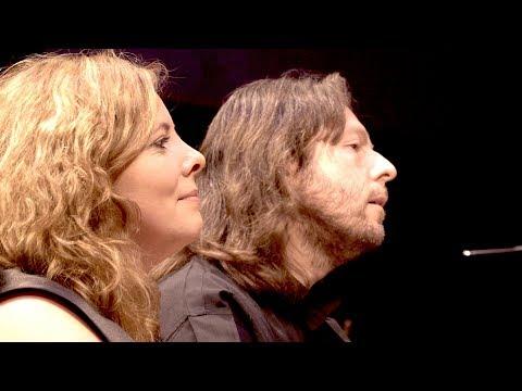 Arnold  - Concerto pour piano à 4 mains op. 32 - Eliane Reyes, Frank Braley, ORCW - LIVE 4K
