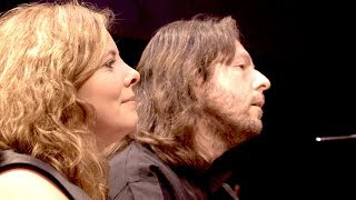 Arnold  - Concerto pour piano à 4 mains op. 32 - Eliane Reyes, Frank Braley, ORCW - LIVE 4K