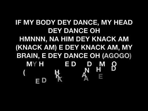 Yemi Alade - Knack Am (LYRICS)