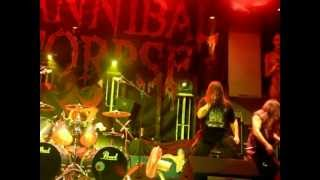 Cannibal Corpse - Pit Of Zombies(Bangcock Death Fest 2012)