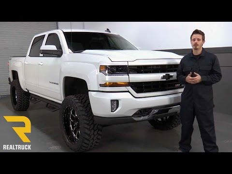 How to Install Havoc Offroad 6.5″ Lift Kit on a 2016 Chevy Silverado 1500