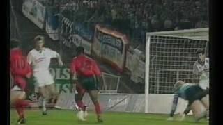 Jay Jay Okocha - Traumtor gegen Kahn - great goal