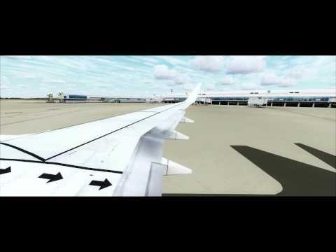 QANTAS 737-800 PMDG NGX ORBX YBBN [FSX]