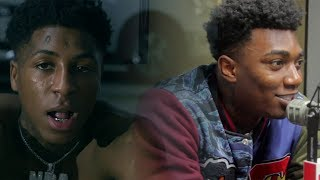 NBA Youngboy Says Fredo Bang Beef Bubbling In The Streets Not In The Industry!