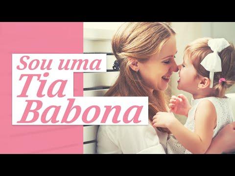 Mensagem de ser tia ~(Sou uma tia babada)