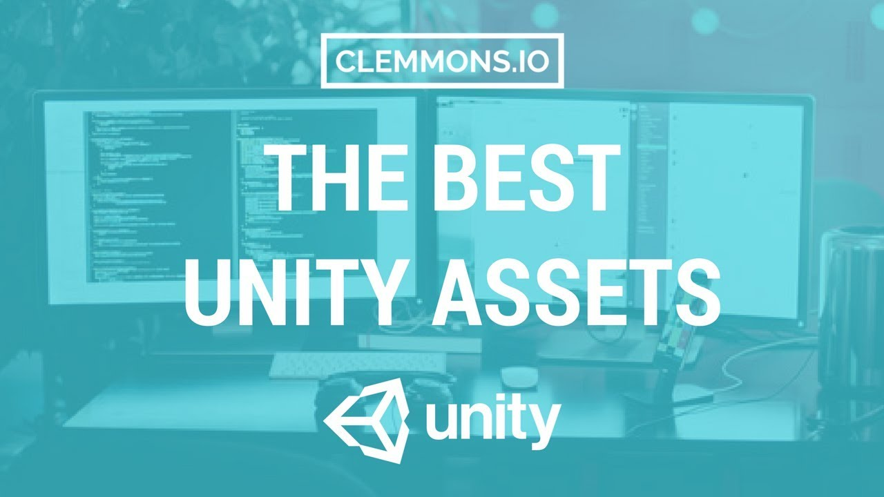 The Best Unity Assets on the Unity Asset Store in 2019
