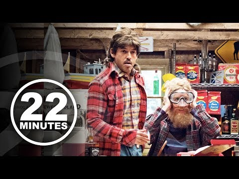 Come for the company, stay 'cuz you tried to catch an axe with yer teeth | 22 Minutes