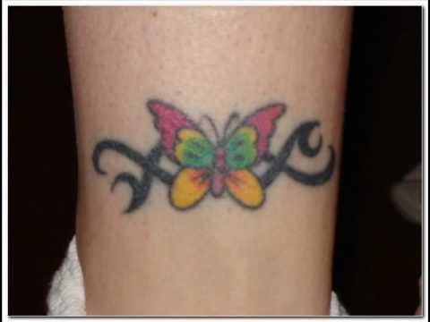 Najlepsze Tatuaże Motyle
