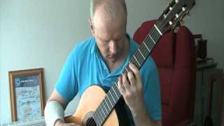 Falling Slowly - Glen Hansard (Once) Arranged for guitar by Brian Farrell www.brianfarrell.eu