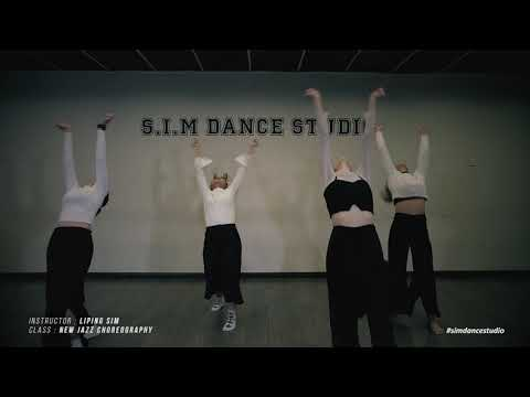 LIPING SIM / LIPS - Marian Hill / New Jazz Choreography