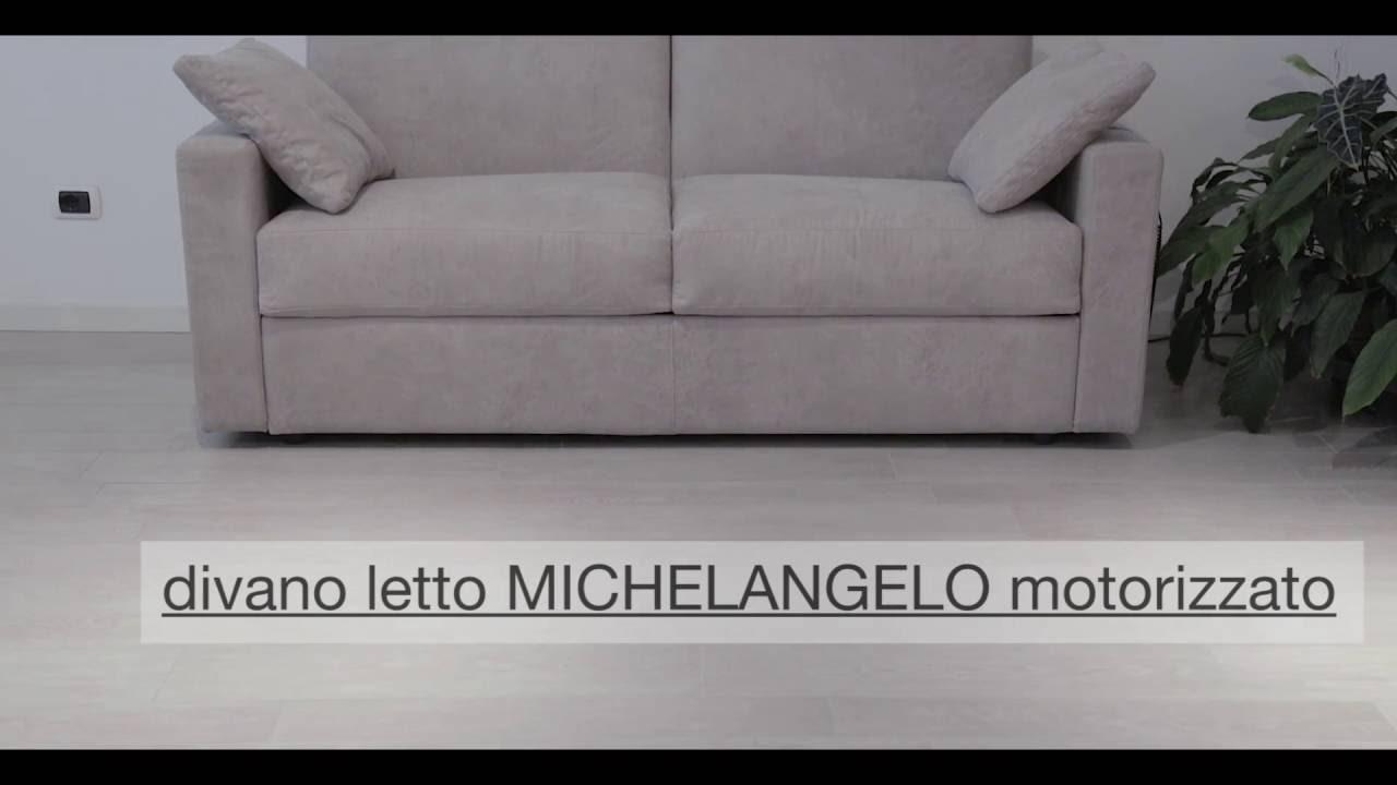 Divano Letto Motorizzato Michelangelo Fabbrica Divani A Lissone Colombo Salotti
