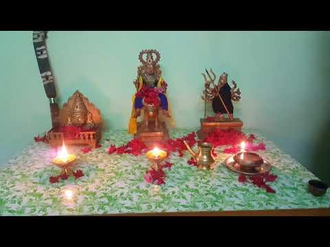 Sri Vishnumaya Bhadrakali Seva